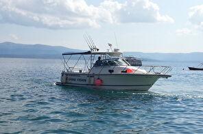 Activité pêche en mer