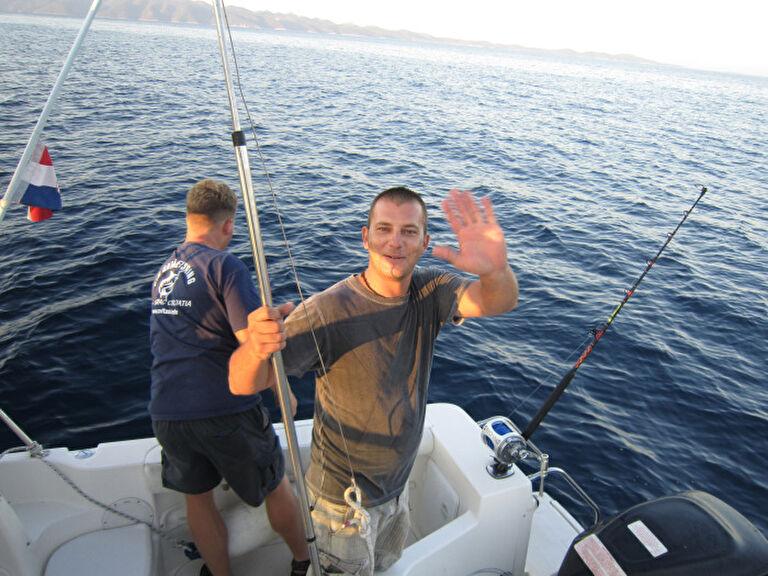 Big game fishing and middle big game fishing in croatia for Sea fishing games