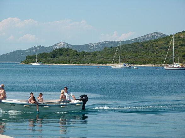 vacances croatie famille
