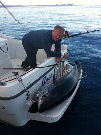 Fishing in croatia activity sea fishing river lake for Fishing in croatia